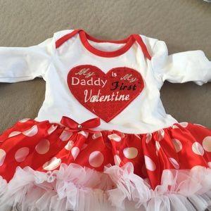 Other - First valentine dress